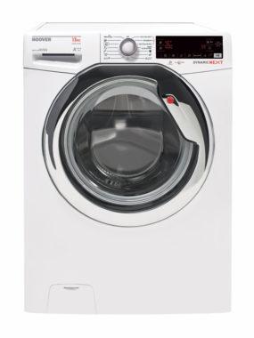Hoover DWOL 413AHC3/1-S - Frontmatade tvättmaskin